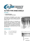 Alter-Type 100097WS - Wind Shield Brochure