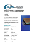 Precipitation Detector 102124 - Brochure