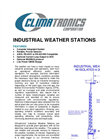 Industrial Weather Stations - Brochure