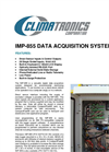 Climatronics - Model IMP-855 - Data Acquisition System - Brochure