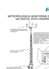 Meteorological Monitoring System With Digital Data Logging Brochure