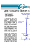 Load Forecasting Weather Station Brochure
