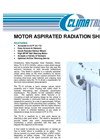Motor Aspirated Radiation Shield Brochure