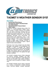 TACMET II Weather Sensor System (EMI) Brochure