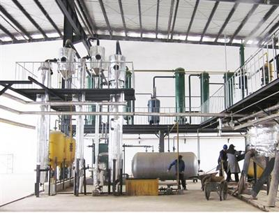 Hongyang - Model 1-15TPD - Solvent Extraction Equipment