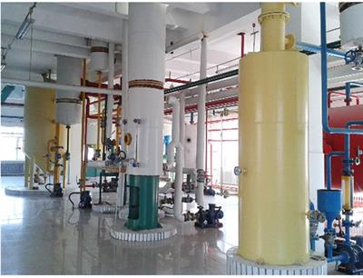 Hongyang - Model 15-100 TPD - Solvent Extraction Equipment