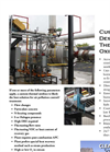 Custom Designed Thermal Oxidizer Product Sheet
