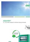AQUATEC - Model 1000 - H2O Analyzer Brochure