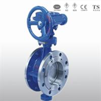 Wanli - Model API/ANSI - Flanged Butterfly Valve