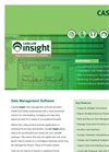 Casella Insight - Data Management Software - Datasheet
