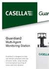 Casella - Model Guardian2 - Multi-Agent Monitoring Station - Datasheet