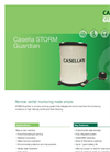 Casella - Model Storm Guardian - Remote Rainfall Monitoring System - Datasheet