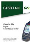 Casella - Model 62x Series - Digital Sound Level Meter - Datasheet