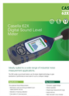 Casella - Model 62x Series - Digital Sound Level Meter Datasheet