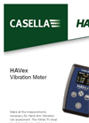 Casella HAVex - Tri-Axial Hand-Arm Vibration Meter - Datasheet