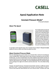 APEX2 Application Note - Constant Pressure Mode