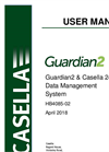 Casella Guardian2 - Data Management System - User Manual