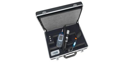 Casella NoiseApp - Model Microdust Pro - Real-Time, Hand-Held Data Logging Instrument