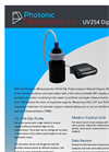 UV254 - Portable and Field Dip Probe - Brochure