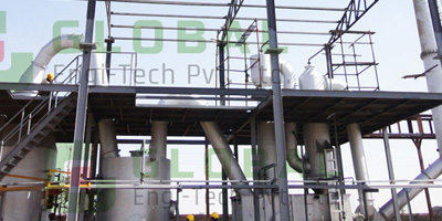 Global EngiTech - Model GINC - Incinerator for Waste Disposal at kalpvruksh.com