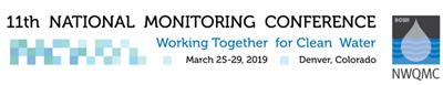 11th National Water Monitoring Conference 2019