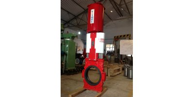Model MS-Series - Slugate Slurry Knife Gate Valve