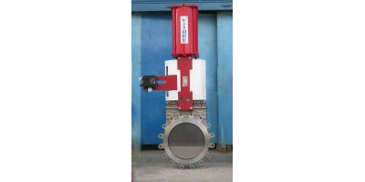 Model U Series - Lug Type Knife Gate Valve