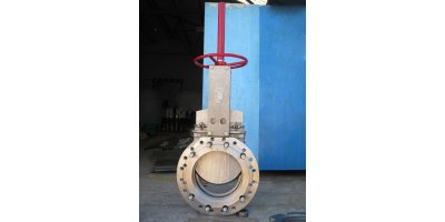 Model U Series - Wafer Type Knife Gate Valve