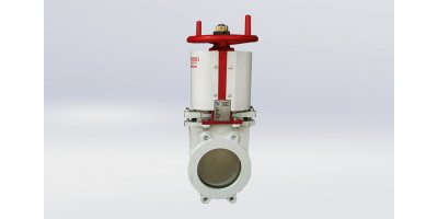 Model B-180 - Knife Gate Valves