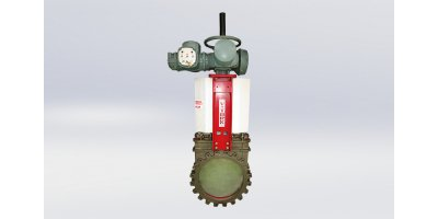 Model B-270 - Knife Gate Valves