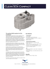 CleanSox Compact - Marine Exhaust Scrubbers Brochure