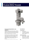CleanSOx - Futureproof Hybrid Single Unit Tower Brochure