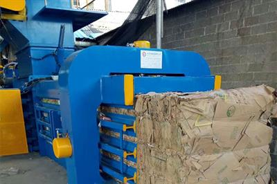 Model YM-WX120 - Fully Automatic Baler