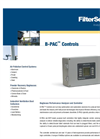 FilterSense - Model B-PAC - Baghouse Performance Analyzer and Controller - Brochure