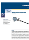 FilterSense - Model EM 30T - Particulate Transmitter - Brochure