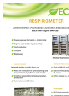 ECHO - Model ISO14855 & 4852 - Respirometry System - Brochure