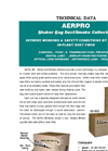 AERPRO - SB800 and SB-1500 - Shaker Bag Dust/Smoke Collectors pdf