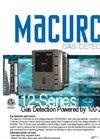 Macurco - Model 12-Series - Gas Detection and Control System- Brochure