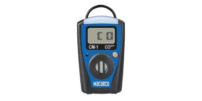 Macurco  - Single-Gas Monitor