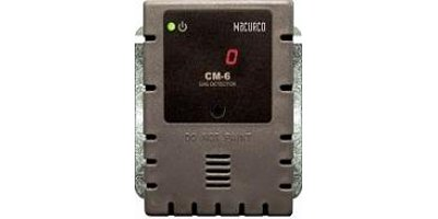 Carbon Monoxide Detector Controller and Transducer