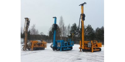 Hardab - Model 5000 H-6 - Drill Rigs