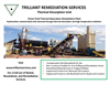 Thermal Desorption Remediation