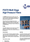 Multi-Stage High Pressure Filters