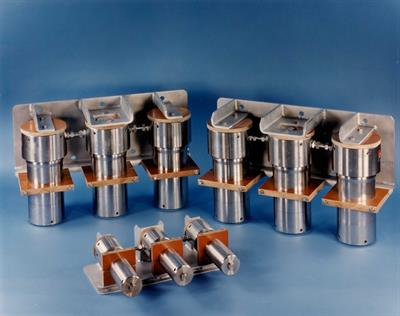 Mantec - Model FSSTH - Multi Stage High Pressure Filters