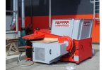 Model AZR 800-2000 S/K - Single Shaft Shredders