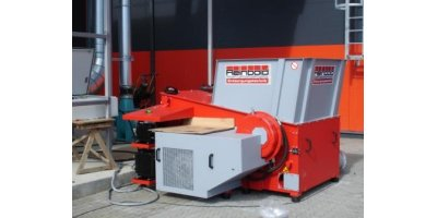ARTECH - Model AZR 800-2000 S/K - Single Shaft Shredders