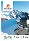 Cautus Geo - High-Accuracy Sensor - Brochure