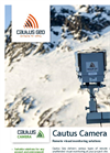 Cautus Geo - Remote Camera Systems - Datasheet