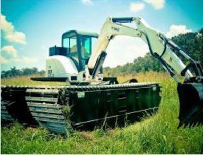 Wetland - Model 5 Metric Ton - Amphibious Excavators
