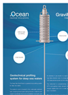 GraviProbe - Deep Sea Geotechnical Profiling System Brochure